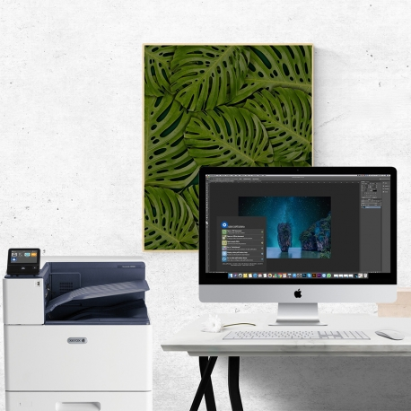 iMac - Adobe CC - Callas - Xerox C8000 DT