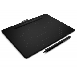 Wacom Intuos Medium Bluetooth Nero - Tavoletta con Penna EDU