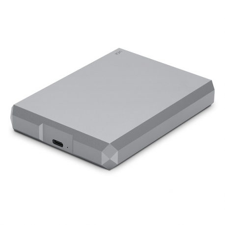 4TB MOBILE DRIVE USB-C SPACE GREY