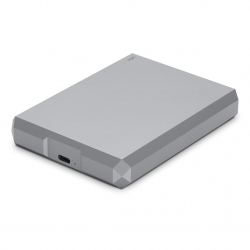 LaCie Mobile Drive 5TB Space Grey