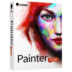 Corel Painter 2020 Full per Mac e Win EN, DE, FR - ESD