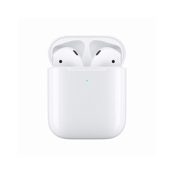 APPLE AIRPODS CON CUSTODIA DI RICARICA WIRELESS - AURICOLARI BLUETOOTH
