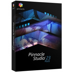 Pinnacle Studio 23 Plus ML EU BOX