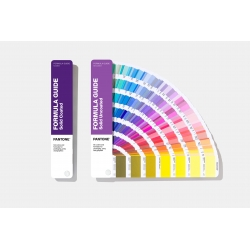 Pantone Formula Guide Coated & Uncoated