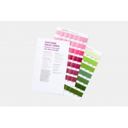 Pantone Solid Chips Supplement Coated & Uncoated