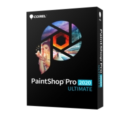 Corel PaintShop Pro 2020 Ultimate BOX