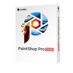 Corel PaintShop Pro 2020 BOX