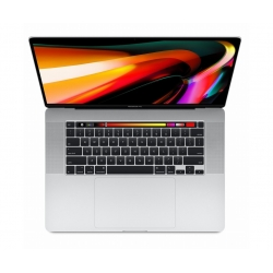 "Apple MacBook Pro 16"" Touch Bar, 6-Core i7 2.6GHz, 512GB, Argento"