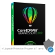 CorelDRAW Graphics Suite 2019 Box IT Completo per Windows