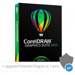 CorelDRAW Graphics Suite 2019 Box IT Completo per Windows