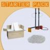 PolyShaper ORANJE Starter Pack: Macchina + Polistirolo + Glitter