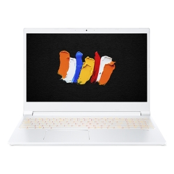 Acer ConceptD 3 Pro notebook CN315-71P - Bianco