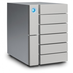 LaCie 96TB 6big RAID Thunderbolt 3 & USB 3.1 Type-C ENTERPRISE