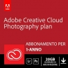 Adobe Photography Plan - Abbonamento 12 mesi