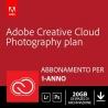 Adobe Photography Plan - Abbonamento 12 mesi