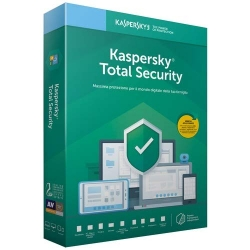 Kaspersky Lab Total Security 2020 - 3 dispositivi - abbonamento 1 anno
