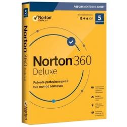 NORTON 360 DELUXE 2020 3DEV 1Y 10GB
