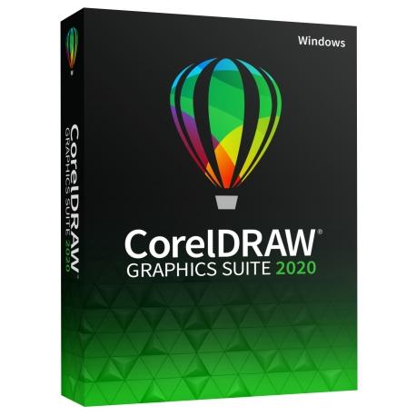 CorelDRAW Graphics Suite 2020 Business versione elettronica IT per Windows
