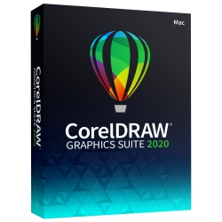 CorelDRAW Graphics Suite 2019 Education versione elettronica IT per Mac