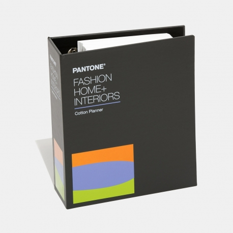 Pantone F&H Cotton Planner