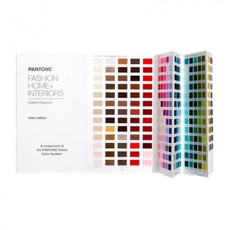 Pantone F&H Cotton Passport Supplement