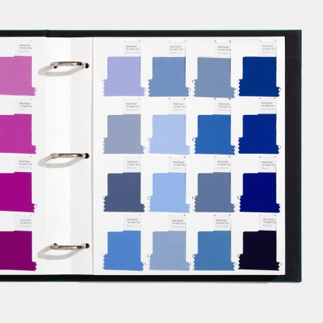 Pantone F&H Cotton Swatch Library Supplement