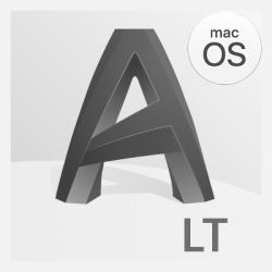 Autodesk AutoCAD LT Mac - Rinnovo Abbonamento Annuale con Supporto Avanzato