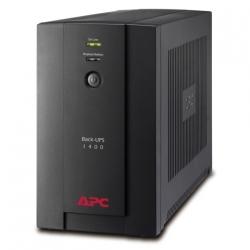 APC Back-UPS 1400 VA, 230 V, AVR, prese Schuko