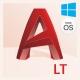 Autodesk AutoCAD LT 2022 per Win e Mac - Abbonamento 3 anni con Supporto Avanzato