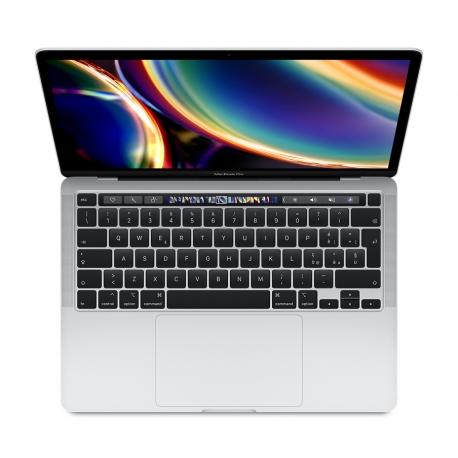 """Apple MacBook Pro 13"""" Touch Bar, Quad-Core i5 2Ghz, 1TB, Argento"""