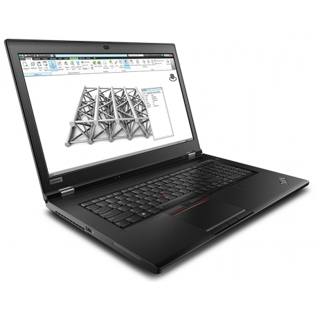 "Lenovo Thinkpad P73 - 17.3"", Core i7, Ram 16gb, SSD 512gb"