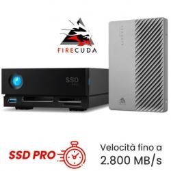 LaCie 1big Dock SSD Pro 4TB Thunderbolt 3