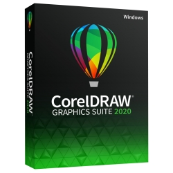 CorelDRAW Graphics Suite 2020 Business versione elettronica IT per Windows