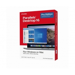 PARALLELS DESKTOP 16 PRO EDITION RETAIL BOX SUBS 1YR EU