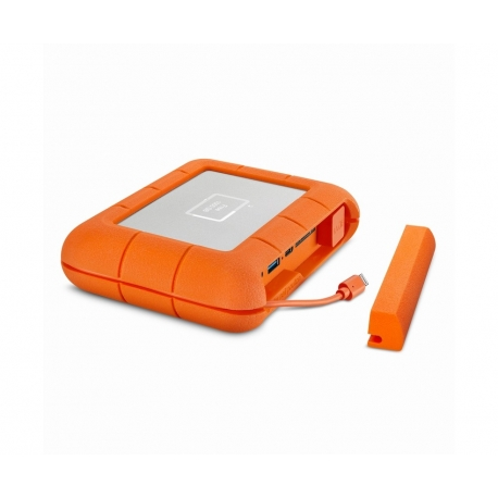 LaCie Rugged BOSS 1TB SSD