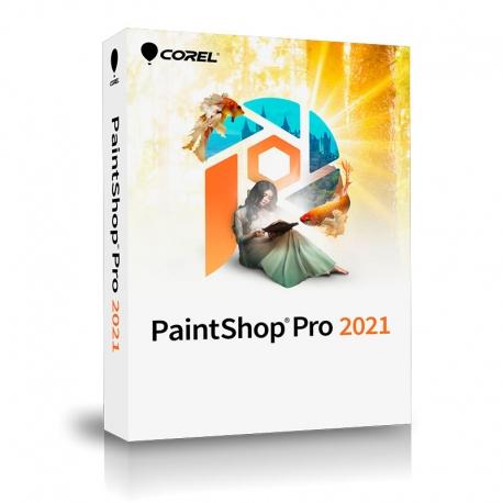 PAINTSHOP PRO 2021 ML MINI BOX