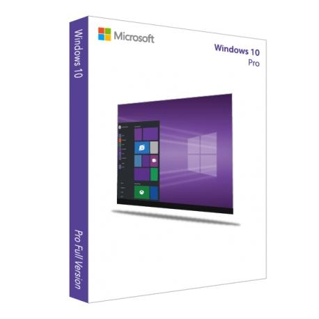 Microsoft Windows 10 Pro 32/64BIT ITA USB
