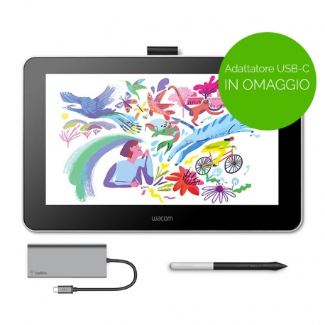 Wacom One 13'' - Display Creativo con Penna
