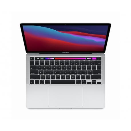 "Apple MacBook Pro 13"" Touch Bar M1 8-Core 256GB - Argento"