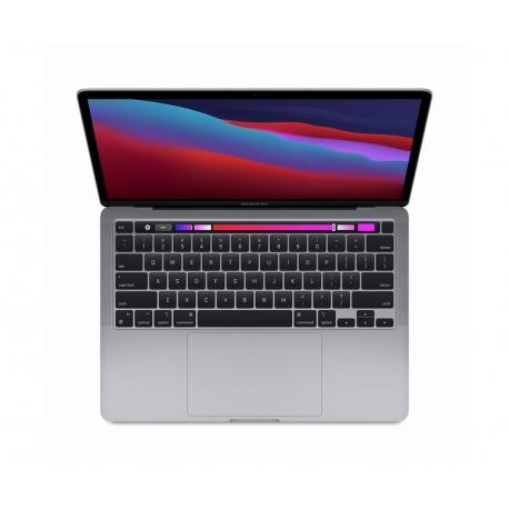 Apple MacBook Pro 13'' Touch Bar M1 8-Core 256GB - Grigio Siderale