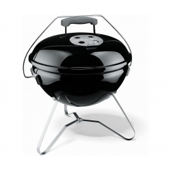 Weber Smokey Joe Black - Barbecue Portatile a carbone 37cm