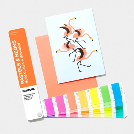 Pantone Pastels & Neons Guide Coated / Uncoated