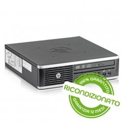 PC Desktop - PC HP 8300 Core i5 4GB RAM 240GB SSD Win 10 Pro [RICONDIZIONATO]