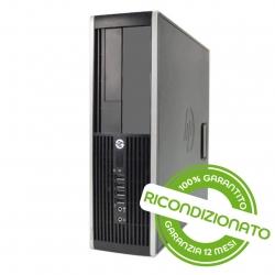 PC Desktop - HP 6300 SFF Core i5 4GB RAM 240GB SSD Win 10 Pro [RICONDIZIONATO]
