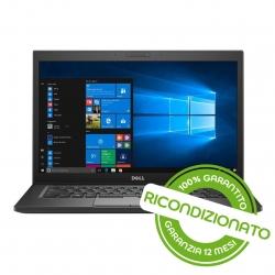 PC Notebook - DELL Latitude E7250 Core i5 8GB RAM 256GB SSD Win 10 Pro [RICONDIZIONATO]