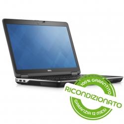 PC Notebook DELL 6540 Core i7 8GB RAM 240GB SSD Win 10 Pro [RICONDIZIONATO]