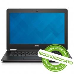 PC Notebook - DELL Latitude E7250 con UMTS Core i5 8GB RAM 256GB SSD Win 10 Pro [RICONDIZIONATO]