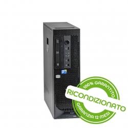PC Workstation - Lenovo C20 Xeon Quad-core 12GB RAM 240GB SSD Win 10 Pro [RICONDIZIONATO]