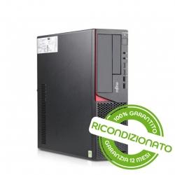 PC Desktop - FUJITSU Esprimo E720 SFF Core i5 16GB RAM 980GB SSD Win 10 Pro [RICONDIZIONATO]