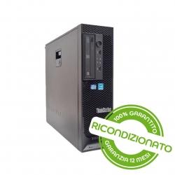 Pc Workstation - Lenovo C30 Xeon E5 16GB RAM 240GB SSD Win 10 Pro [RICONDIZIONATO]